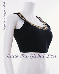 BL1554-BLOUSE-Raas The Global Desi-[readymade_saree_blouse_online_usa]-[readymade_saree_blouse]-[saree_blouse_online]-Raas The Global Desi
