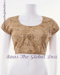 BL1567-BLOUSE-Raas The Global Desi-[readymade_saree_blouse]-[Readymade_saree_blouse_online]-[blouse]-Raas The Global Desi