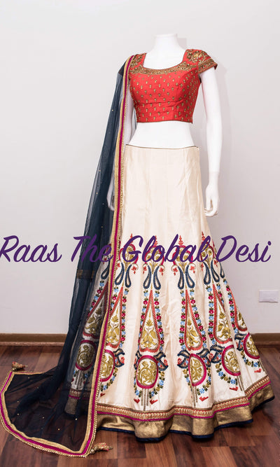 CC1661 BELA-Chaniya choli-Raas The Global Desi-[lehenga_choli]-[lehenga]-[bridal_lehenga]-Raas The Global Desi