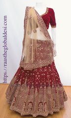 CC2379-CHANIYA CHOLI-Raas The Global Desi-[lehenga_choli]-[lehenga]-[bridal_lehenga]-Raas The Global Desi