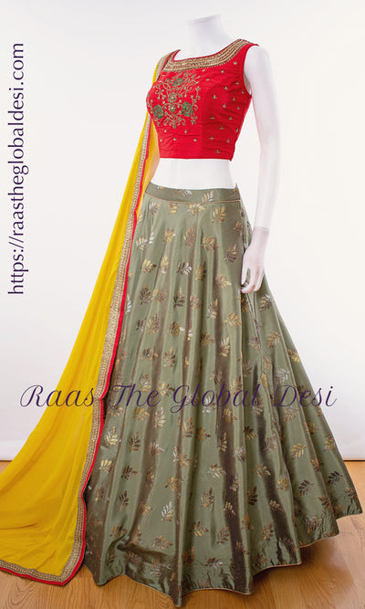 CC2688-CHANIYA CHOLI-Raas The Global Desi-[Chaniya_choli]-[lehenga_choli]-[lehenga]