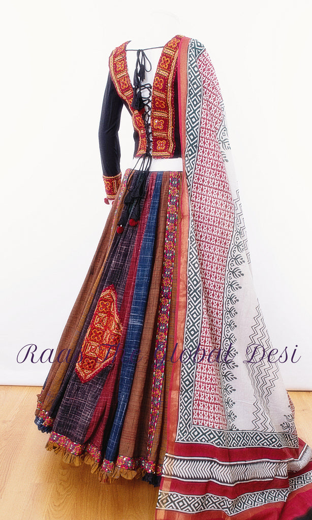 CC2771-Chaniya choli-Raas The Global Desi-[wedding_lehengas]-[indian_dresses]-[gown_dress]-[indian_clothes]-[chaniya_cholis]