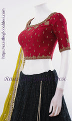 CC2871-CHANIYA CHOLI-Raas The Global Desi-[Chaniya_choli]-[lehenga_choli]-[lehenga]