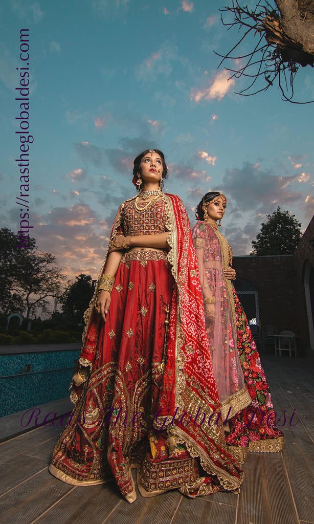 CC2883-Chaniya choli-Raas The Global Desi-[lehenga_choli]-[lehenga]-[bridal_lehenga]-Raas The Global Desi