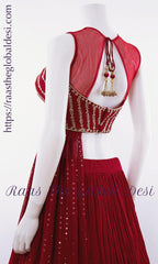 CC2893-CHANIYA CHOLI-Raas The Global Desi-[LEHENGA_CHOLI]-[CHANIYA_CHOLI]-[LEHENGA]-Raas The Global Desi
