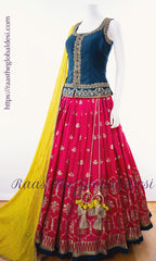 CC2895-CHANIYA CHOLI-Raas The Global Desi-[Chaniya_choli]-[lehenga_choli]-[lehenga]