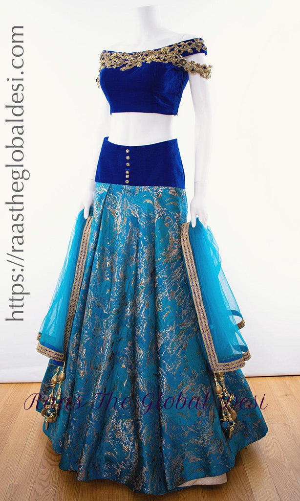 CC2923-CHANIYA CHOLI-Raas The Global Desi-[chaniya_choli]-[lehenga_choli]-[Indian_clothing_online_USA]-Raas The Global Desi