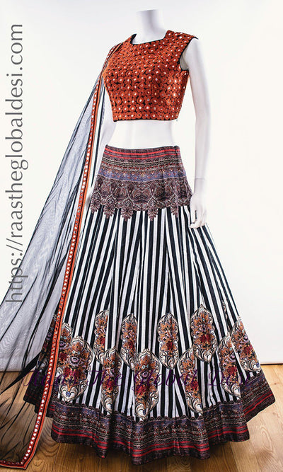 CC2924-CHANIYA CHOLI-Raas The Global Desi-[chaniya_choli]-[lehenga_choli]-[Indian_clothing_online_USA]-Raas The Global Desi