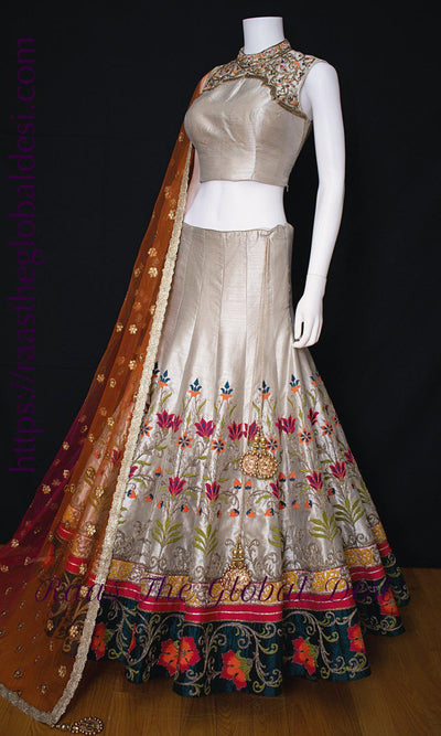 CC2961-Chaniya choli-Raas The Global Desi-[lehenga_choli]-[lehenga]-[bridal_lehenga]-Raas The Global Desi