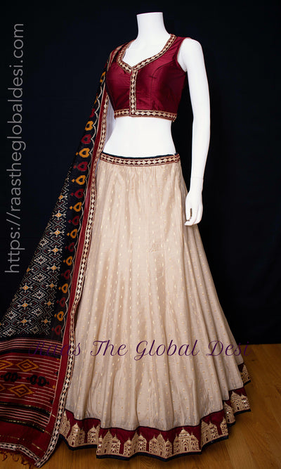 CC3045-CHANIYA CHOLI-Raas The Global Desi-[chaniya_choli]-[lehenga_choli]-[Indian_clothing_online_USA]-Raas The Global Desi