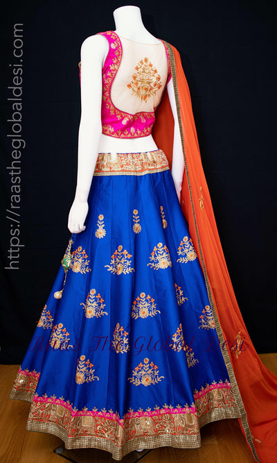 CC3048-CHANIYA CHOLI-Raas The Global Desi-[chaniya_choli]-[lehenga_choli]-[Indian_clothing_online_USA]-Raas The Global Desi