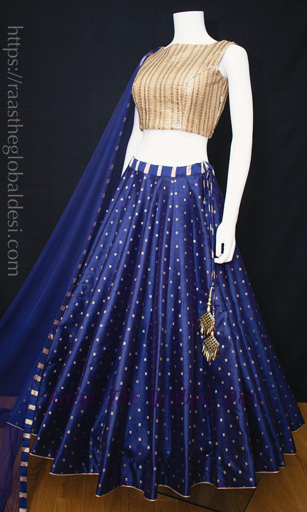CC3057-CHANIYA CHOLI-Raas The Global Desi-[chaniya_choli]-[lehenga_choli]-[Indian_clothing_online_USA]-Raas The Global Desi