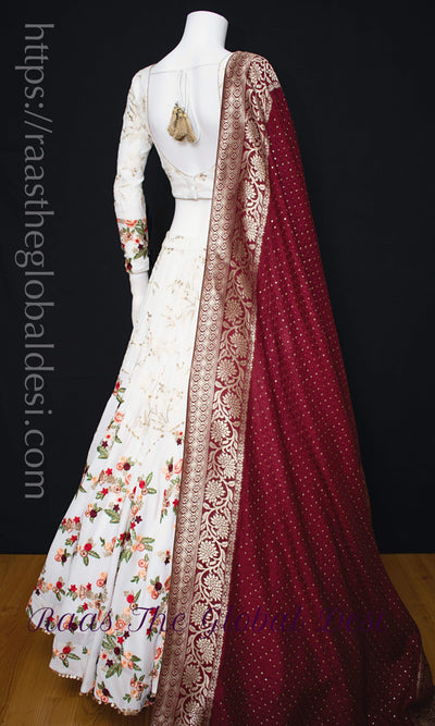 CC3063-CHANIYA CHOLI-Raas The Global Desi-[lehenga_choli]-[lehenga]-[bridal_lehenga]-Raas The Global Desi
