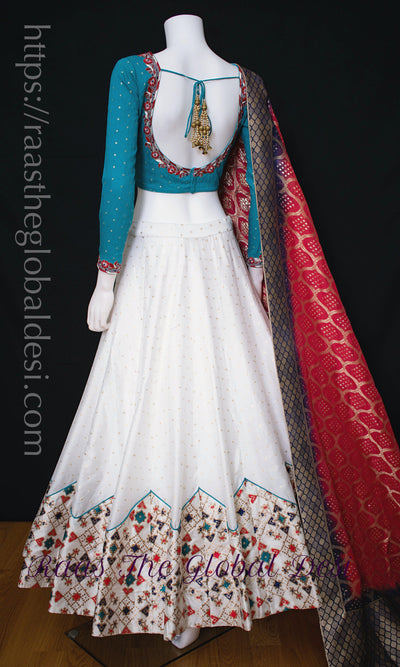 CC3076-CHANIYA CHOLI-Raas The Global Desi-[chaniya_choli]-[lehenga_choli]-[Indian_clothing_online_USA]-Raas The Global Desi