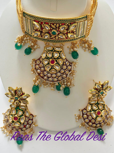 JW1154-FASHION JEWELRY-[golden_jewelry]-[fashion_jewellery]-[indian_jewelry]-[indian jewellery]-Raas The Global Desi