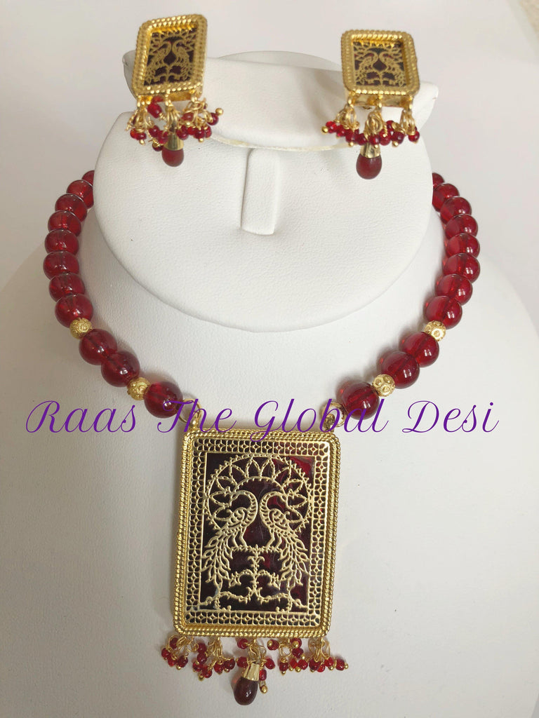JW1233-FASHION JEWELRY-[golden_jewelry]-[fashion_jewellery]-[indian_jewelry]-[indian jewellery]-Raas The Global Desi