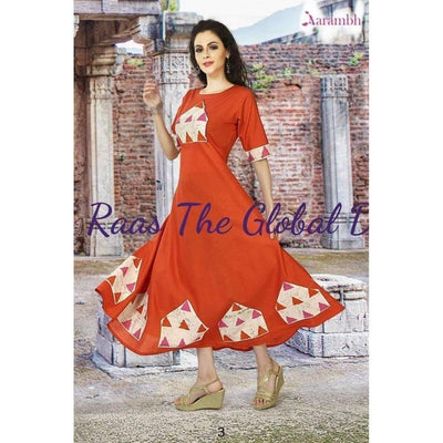 KK1140-Kurtis-Raas The Global Desi-[KURTIS]-[INDIAN]-[INDIAN-OUTFIT]-Raas The Global Desi