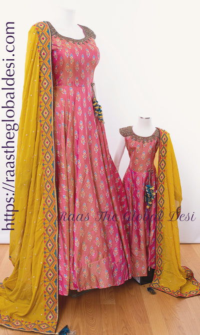 MM1007-KIDS DRESSES-[kids_lehenga]-[girls_lehenga_choli]-[weddings dress]-Raas The Global Desi