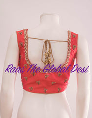 BL1294-BLOUSE-Raas The Global Desi-[readymade_saree_blouse_online_usa]-[readymade_saree_blouse]-[saree_blouse_online]-Raas The Global Desi