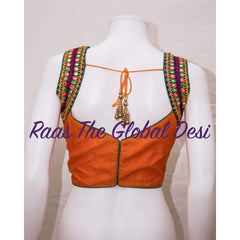 BL1162-BLOUSE-Raas The Global Desi-[readymade_saree_blouse_online_usa]-[readymade_saree_blouse]-[saree_blouse_online]-Raas The Global Desi