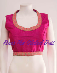 BL1329-BLOUSE-Raas The Global Desi-[readymade_saree_blouse_online_usa]-[readymade_saree_blouse]-[saree_blouse_online]-Raas The Global Desi