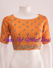 BL1299-BLOUSE-Raas The Global Desi-[readymade_saree_blouse_online_usa]-[readymade_saree_blouse]-[saree_blouse_online]-Raas The Global Desi