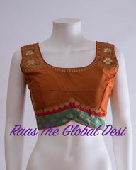 BL1211-BLOUSE-Raas The Global Desi-[readymade_saree_blouse_online_usa]-[readymade_saree_blouse]-[saree_blouse_online]-Raas The Global Desi