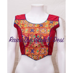 BL1173-BLOUSE-Raas The Global Desi-[readymade_saree_blouse_online_usa]-[readymade_saree_blouse]-[saree_blouse_online]-Raas The Global Desi