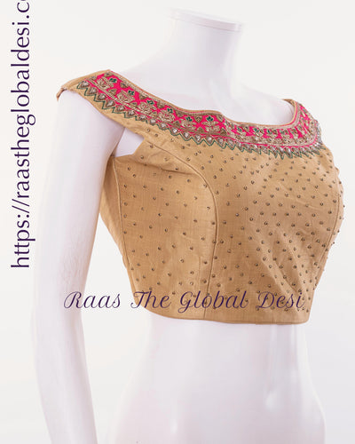 BL1515-BLOUSE-Raas The Global Desi-[readymade_saree_blouse_online_usa]-[readymade_saree_blouse]-[saree_blouse_online]-Raas The Global Desi
