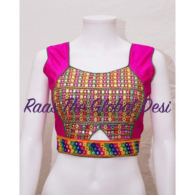 BL1168-BLOUSE-Raas The Global Desi-[readymade_saree_blouse_online_usa]-[readymade_saree_blouse]-[saree_blouse_online]-Raas The Global Desi