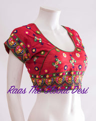 BL1367-BLOUSE-Raas The Global Desi-[readymade_saree_blouse_online_usa]-[readymade_saree_blouse]-[saree_blouse_online]-Raas The Global Desi