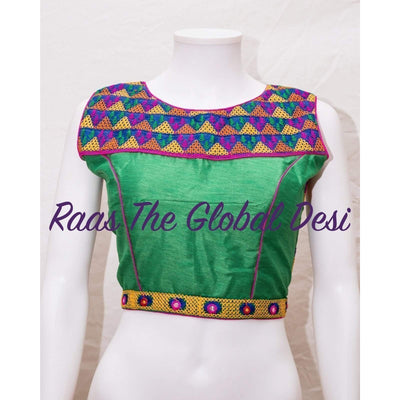 BL1175-BLOUSE-Raas The Global Desi-[readymade_saree_blouse_online_usa]-[readymade_saree_blouse]-[saree_blouse_online]-Raas The Global Desi