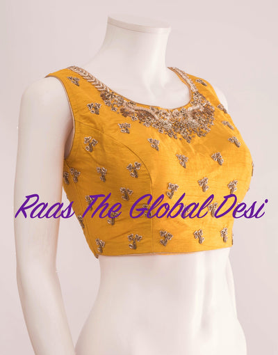 BL1296-BLOUSE-Raas The Global Desi-[readymade_saree_blouse_online_usa]-[readymade_saree_blouse]-[saree_blouse_online]-Raas The Global Desi