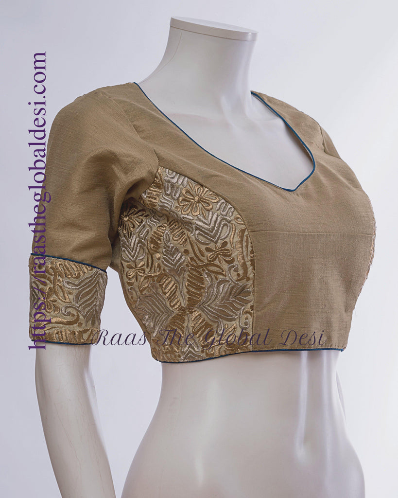 BL1478-BLOUSE-Raas The Global Desi-[readymade_saree_blouse_online_usa]-[readymade_saree_blouse]-[saree_blouse_online]-Raas The Global Desi