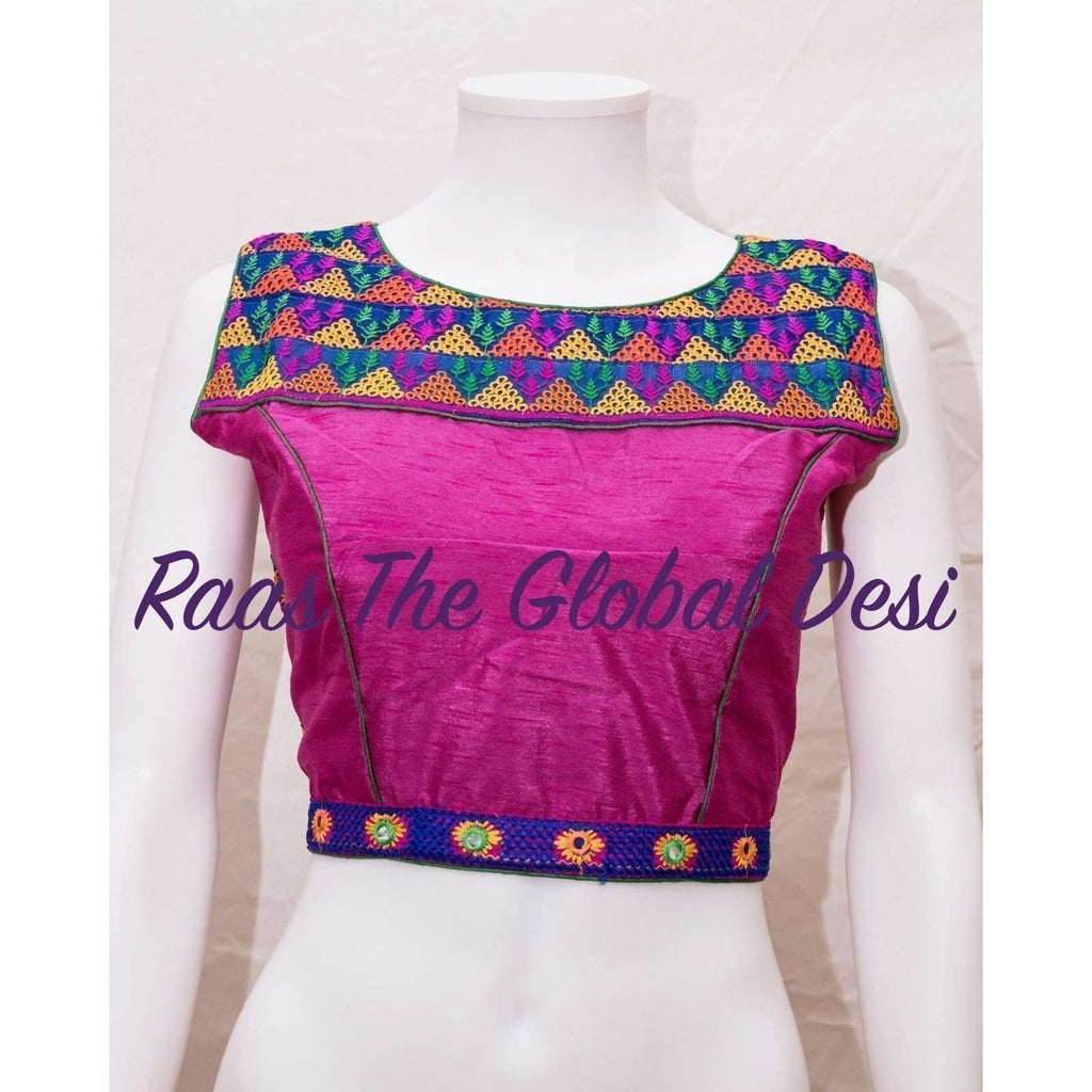 BL1177-BLOUSE-Raas The Global Desi-[readymade_saree_blouse_online_usa]-[readymade_saree_blouse]-[saree_blouse_online]-Raas The Global Desi