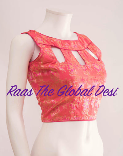 BL1316-BLOUSE-Raas The Global Desi-[readymade_saree_blouse_online_usa]-[readymade_saree_blouse]-[saree_blouse_online]-Raas The Global Desi