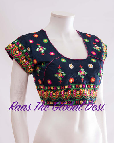BL1371-BLOUSE-Raas The Global Desi-[readymade_saree_blouse_online_usa]-[readymade_saree_blouse]-[saree_blouse_online]-Raas The Global Desi