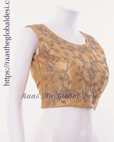 BL1513-BLOUSE-Raas The Global Desi-[readymade_saree_blouse_online_usa]-[readymade_saree_blouse]-[saree_blouse_online]-Raas The Global Desi