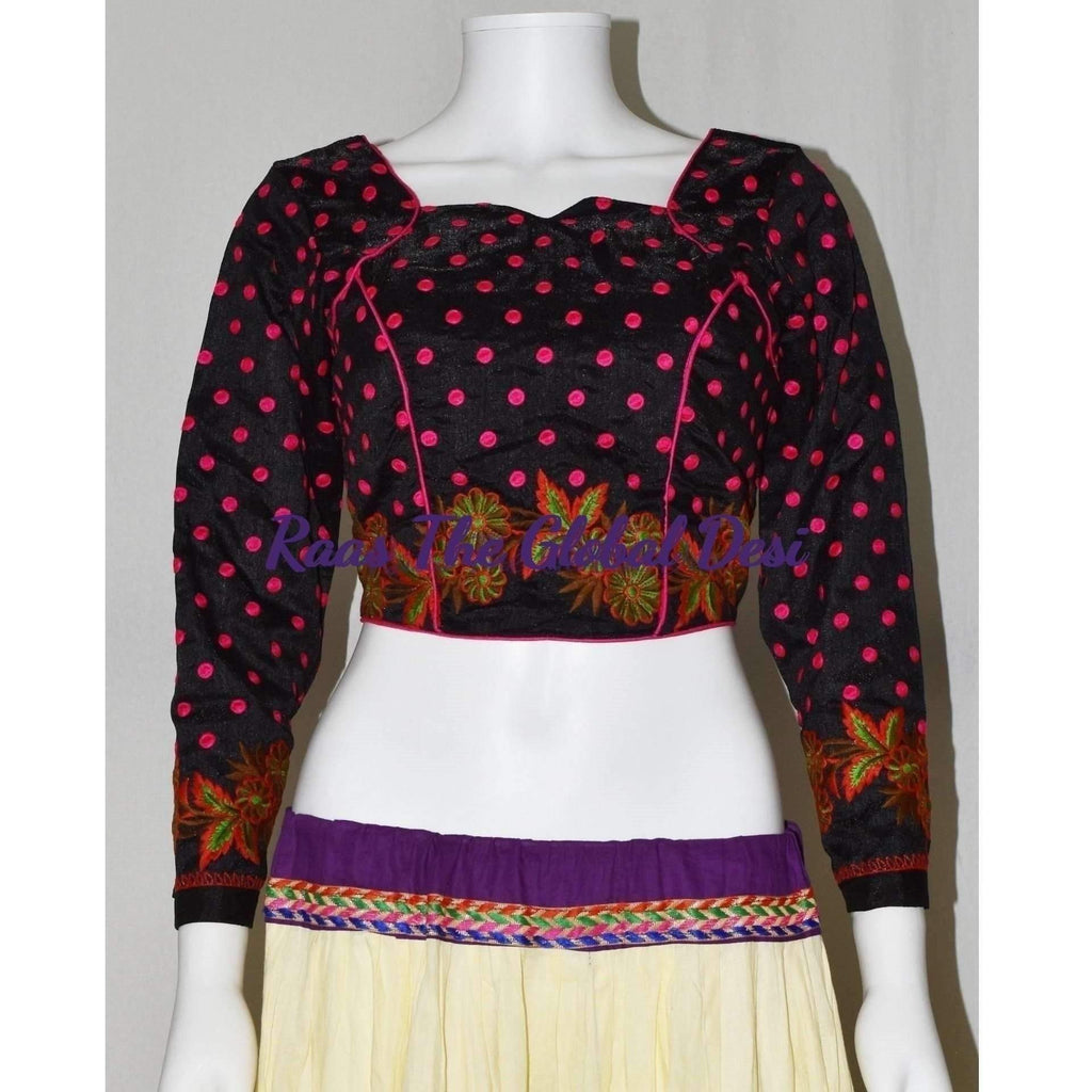 BL1043-BLOUSE-Raas The Global Desi-[readymade_saree_blouse_online_usa]-[readymade_saree_blouse]-[saree_blouse_online]-Raas The Global Desi