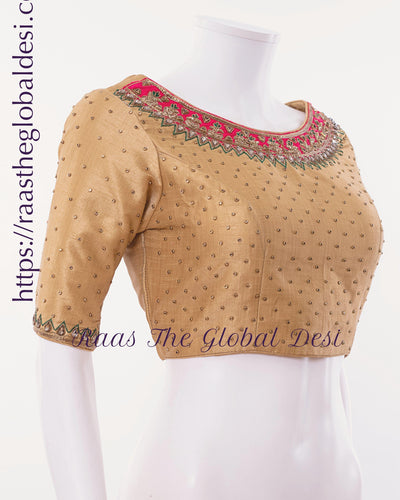 BL1516-BLOUSE-Raas The Global Desi-[readymade_saree_blouse_online_usa]-[readymade_saree_blouse]-[saree_blouse_online]-Raas The Global Desi