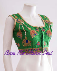 BL1372-BLOUSE-Raas The Global Desi-[readymade_saree_blouse_online_usa]-[readymade_saree_blouse]-[saree_blouse_online]-Raas The Global Desi