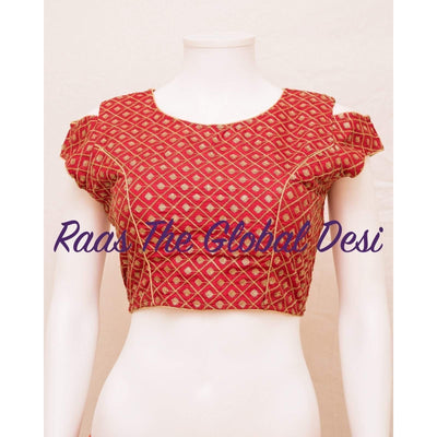 BL1117-BLOUSE-Raas The Global Desi-[readymade_saree_blouse_online_usa]-[readymade_saree_blouse]-[saree_blouse_online]-Raas The Global Desi
