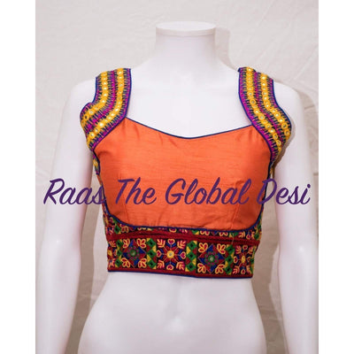 BL1160-BLOUSE-Raas The Global Desi-[readymade_saree_blouse_online_usa]-[readymade_saree_blouse]-[saree_blouse_online]-Raas The Global Desi