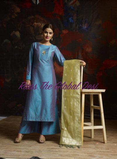 SK1246-Salwar kameez and patiyala-Raas The Global Desi-36-Raas The Global Desi