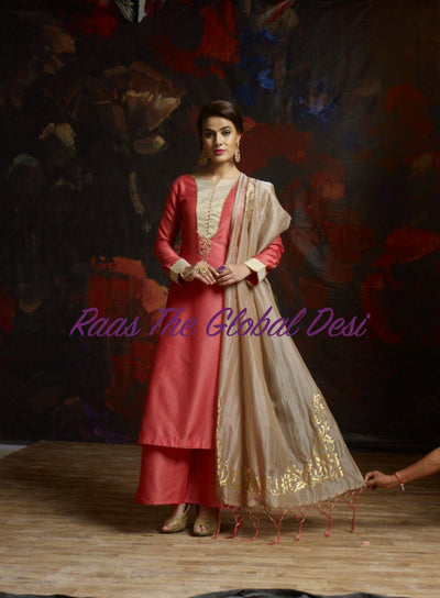 SK1248-Salwar kameez and patiyala-Raas The Global Desi-36-Raas The Global Desi
