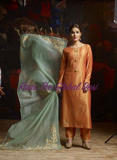 SK1249-Salwar kameez and patiyala-Raas The Global Desi-36-Raas The Global Desi