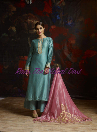 SK1250-Salwar kameez and patiyala-Raas The Global Desi-36-Raas The Global Desi