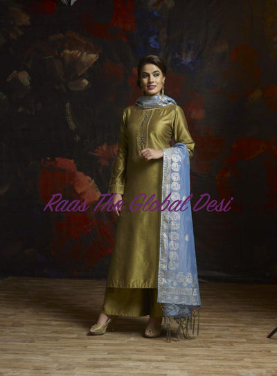 SK1253-Salwar kameez and patiyala-Raas The Global Desi-36-Raas The Global Desi