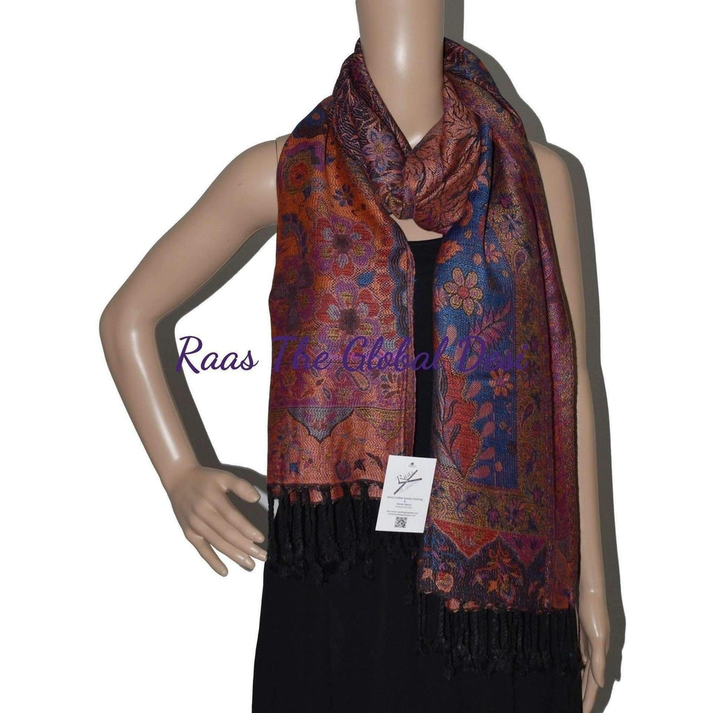 SS1006-scarves & stoles-Raas The Global Desi-[SCARF]-[WRAP]-[STOLE]-Raas The Global Desi