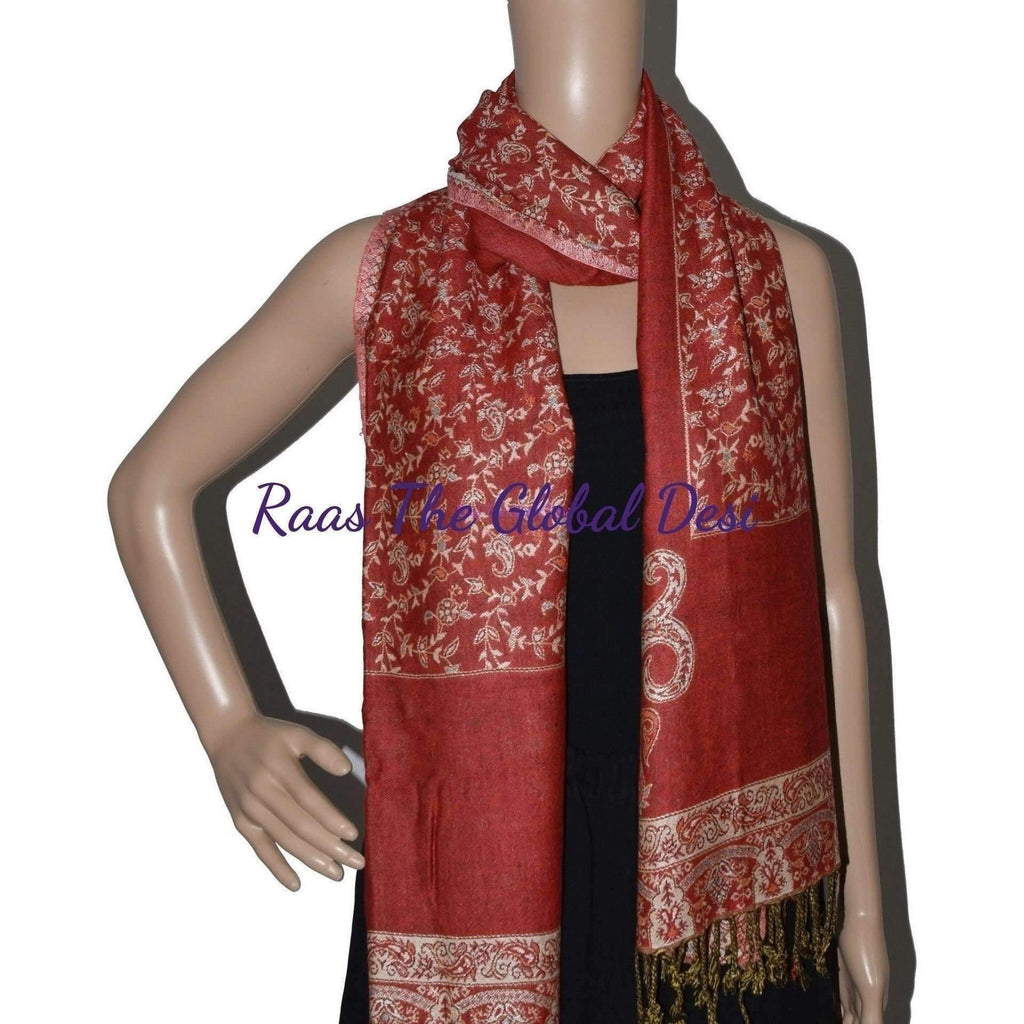 SS1008-scarves & stoles-Raas The Global Desi-[SCARF]-[WRAP]-[STOLE]-Raas The Global Desi